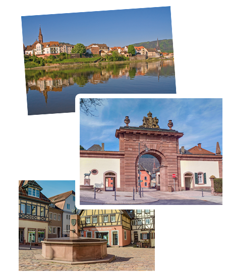 Collage Neckargemünd